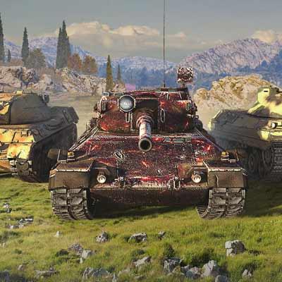 World of Tanks Blitz MMO