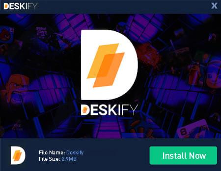 install Deskify